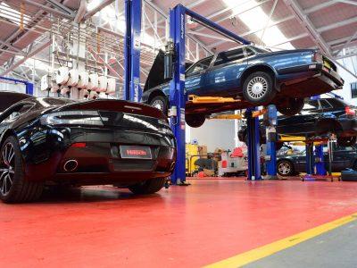 hitech auto mechanic workshop