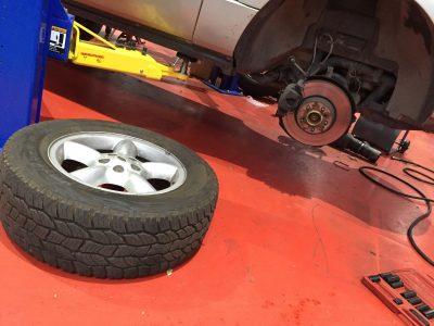 auto tyre repair