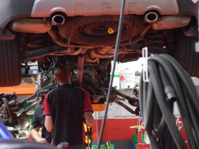 exhaust system repair