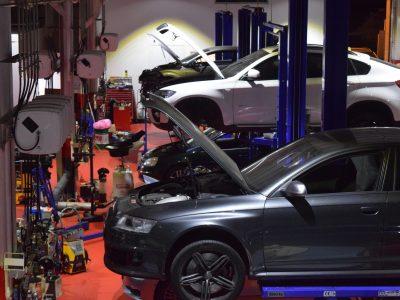 auto diagnostics service