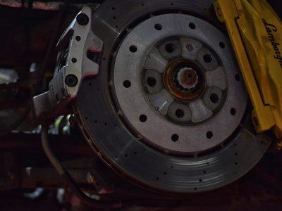 brake disk service repair