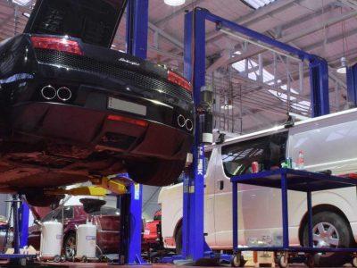 lamborghini-abs brake service-repair