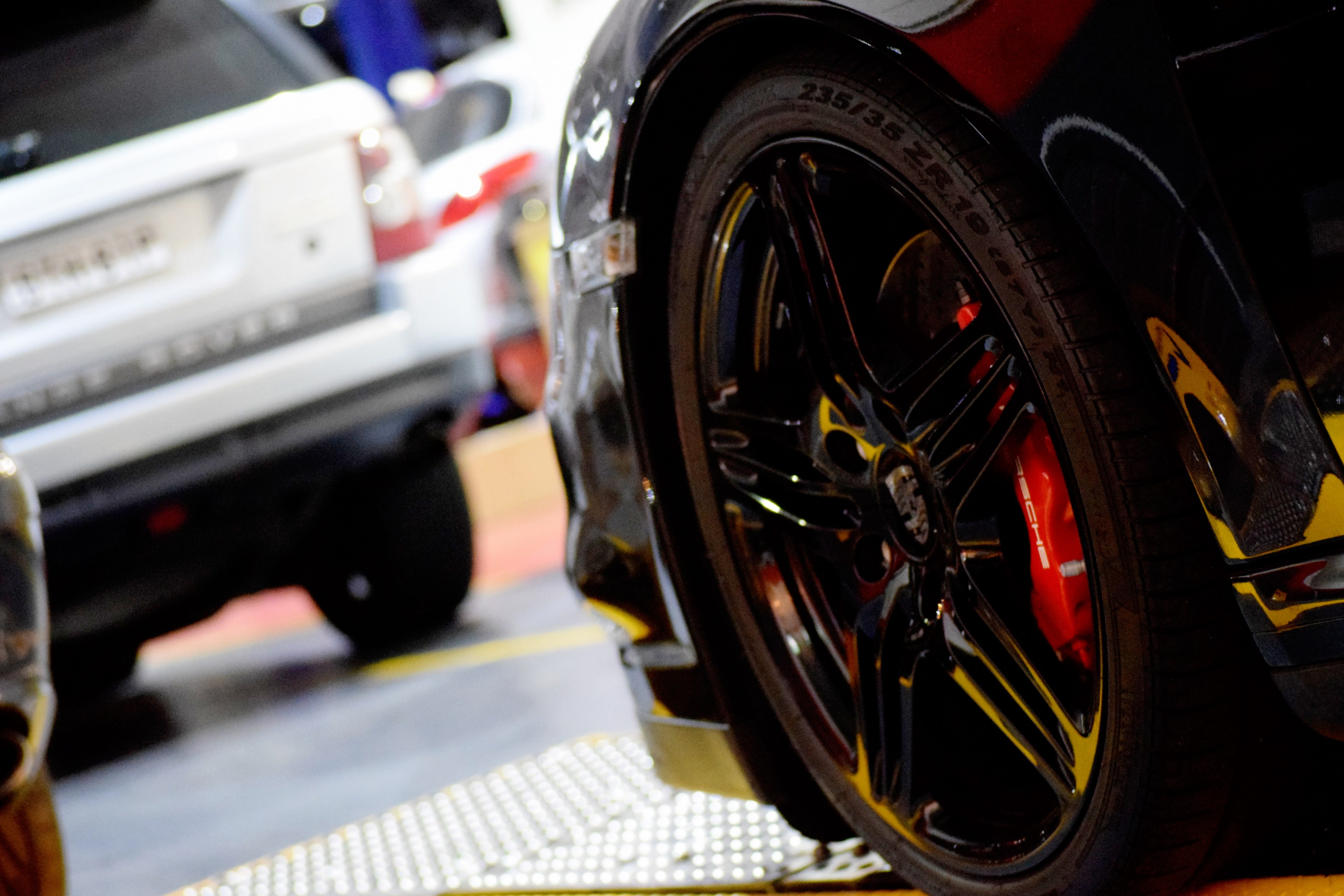 Wheel Alignment & Wheel Balancing - Hitech Auto Mechanical