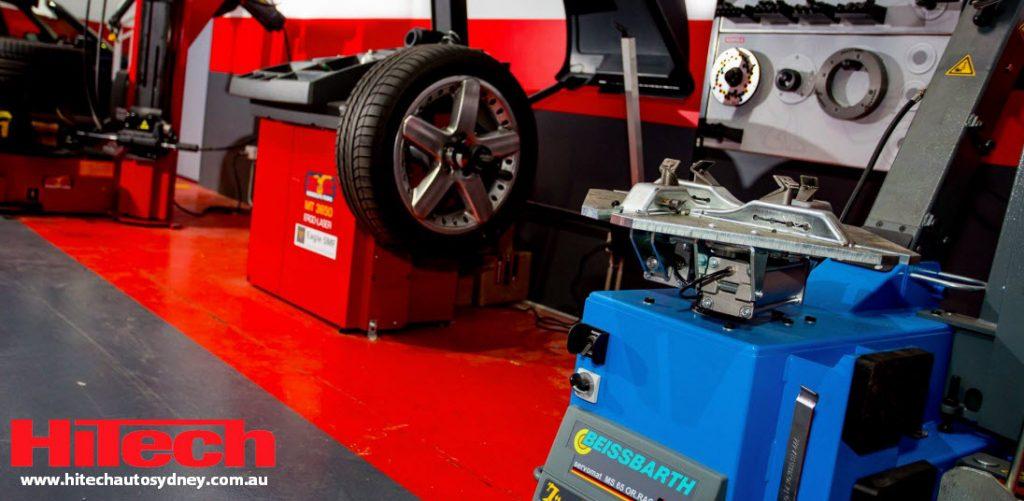 all wheel drive service